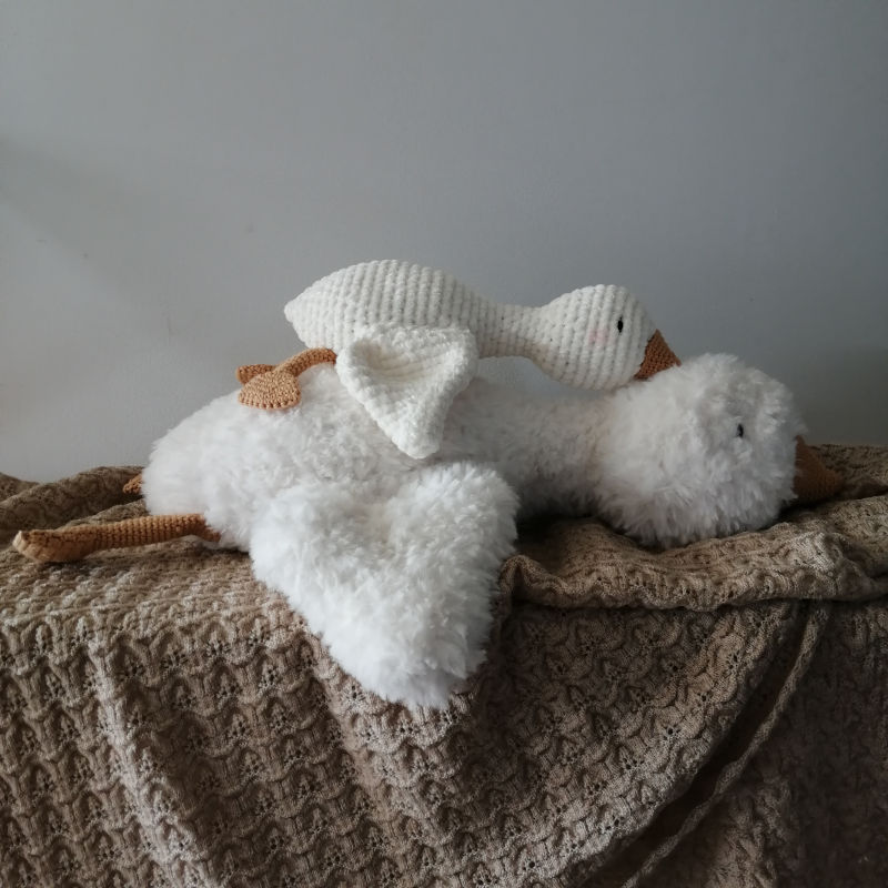 Camille velours blanc - image 3