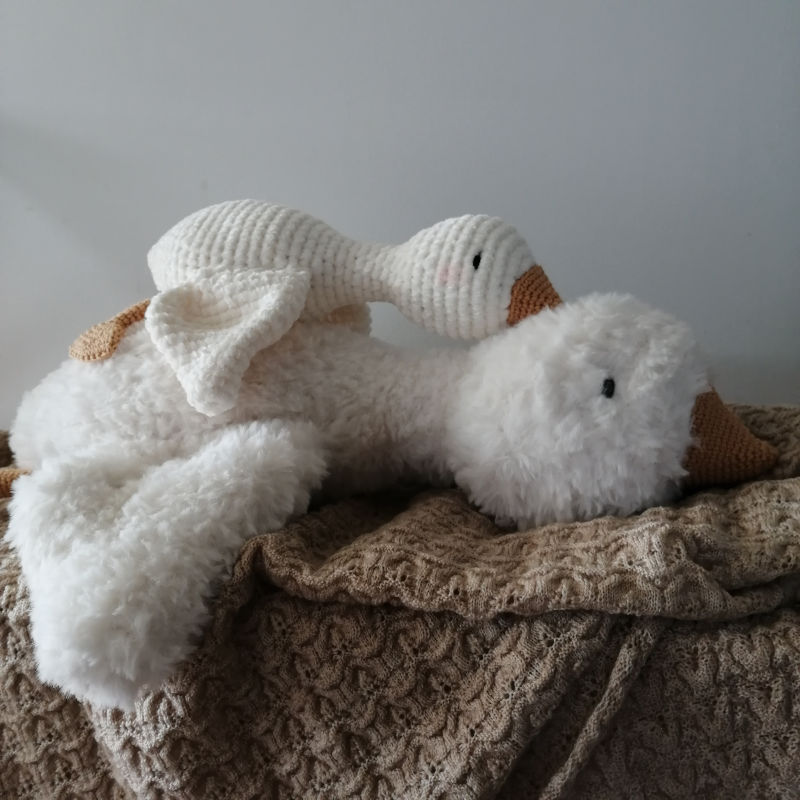 Camille fourrure blanche - image 4